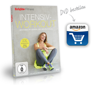 Brigitte Fitness DVD Intensiv Workout